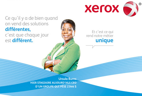 xerox-Docline recrute