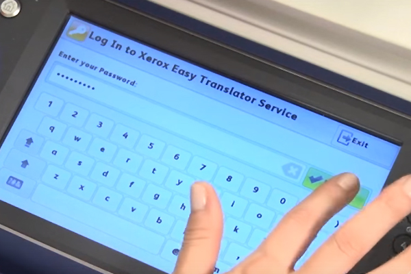 Xerox-Easy-Translator